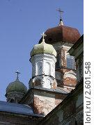 Храм. Стоковое фото, фотограф Сергей Рагулин / Фотобанк Лори