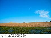 Белые дюны. Стоковое фото, фотограф Иван Носов / Фотобанк Лори