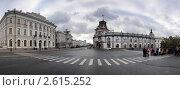 Площадь Первого мая в Казани (2010 год). Редакционное фото, фотограф Александр Дашаев / Фотобанк Лори
