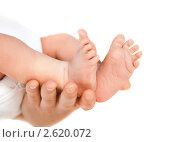 Купить «Мама держит ребенка», фото № 2620072, снято 18 февраля 2019 г. (c) Маргарита Бородина / Фотобанк Лори