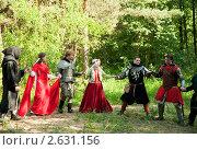 Купить «Кельтские танцы», фото № 2631156, снято 5 июня 2010 г. (c) Яков Филимонов / Фотобанк Лори