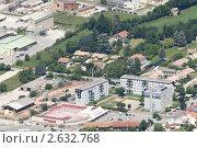 Вид с горы на город Ди. Франция (2011 год). Стоковое фото, фотограф Михаил Иванов / Фотобанк Лори