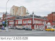 Купить «Театр на Таганке. Москва», эксклюзивное фото № 2633028, снято 2 июля 2011 г. (c) stargal / Фотобанк Лори