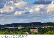 Купить «Окрестности города Падерборн, Германия», фото № 2650644, снято 17 июня 2019 г. (c) Fro / Фотобанк Лори
