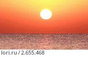 Купить «Восход. Таймлапс», видеоролик № 2655468, снято 8 декабря 2010 г. (c) Михаил Коханчиков / Фотобанк Лори