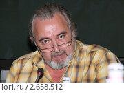 Купить «Валентин Васильевич Тепляков», фото № 2658512, снято 11 июля 2011 г. (c) Архипова Екатерина / Фотобанк Лори