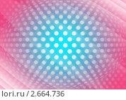Абстрактный розово-голубой фон. Стоковая иллюстрация, иллюстратор Михаил Моросин / Фотобанк Лори