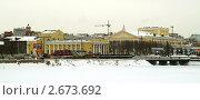 Купить «Театр оперы и балета им. Глинки, Челябинск», фото № 2673692, снято 1 февраля 2007 г. (c) Кузнецов Андрей / Фотобанк Лори