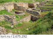 Купить «Руины Танаиса», фото № 2675292, снято 14 мая 2011 г. (c) Борис Панасюк / Фотобанк Лори