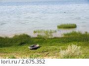 Купить «Берег Азовского моря», фото № 2675352, снято 1 июля 2011 г. (c) Борис Панасюк / Фотобанк Лори
