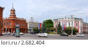 Купить «Владимир, исторический центр», фото № 2682404, снято 19 августа 2019 г. (c) ElenArt / Фотобанк Лори