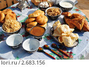 Десерт на татарском празднике Сабантуй, Казань, фото № 2683156, снято 25 июня 2011 г. (c) Серебрякова Анастасия / Фотобанк Лори