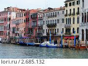 Венецианские каналы и гондолы (2011 год). Стоковое фото, фотограф Стрельникова Татьяна / Фотобанк Лори