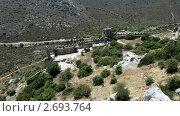 Купить «Замок святого Иллариона, около Кирении, Северный Кипр», видеоролик № 2693764, снято 18 июня 2011 г. (c) Ростислав Агеев / Фотобанк Лори