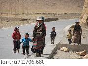 Сельские жители (2011 год). Редакционное фото, фотограф Денис Овсянников / Фотобанк Лори