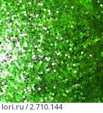 Купить «Блестящий зеленый фон», иллюстрация № 2710144 (c) Владимир / Фотобанк Лори