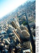 Купить «Небоскребы Нью-Йорка», фото № 2724576, снято 6 сентября 2010 г. (c) Elnur / Фотобанк Лори