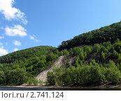 Купить «Жигулевские горы. Гора Верблюд», фото № 2741124, снято 12 июня 2011 г. (c) Светлана Кириллова / Фотобанк Лори