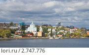 Купить «Панорама Воронежа», фото № 2747776, снято 14 октября 2010 г. (c) Светлана Кузнецова / Фотобанк Лори
