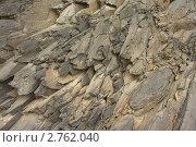 Аргиллит. Стоковое фото, фотограф Медведев Михаил / Фотобанк Лори