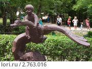 Купить «Гуси-лебеди», фото № 2763016, снято 2 июля 2011 г. (c) Михаил Рыбачек / Фотобанк Лори