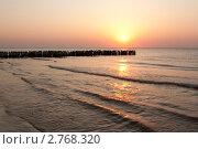 Закат. Стоковое фото, фотограф Julija Kuznecova / Фотобанк Лори