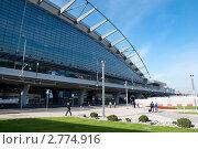 Купить «Москва, аэропорт Внуково», фото № 2774916, снято 27 сентября 2010 г. (c) Валерий Шилов / Фотобанк Лори