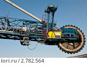 Роторный экскаватор (2009 год). Стоковое фото, фотограф Анатолий Бутырин / Фотобанк Лори