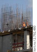 Большое строительство. Стоковое фото, фотограф Семён Подзябкин / Фотобанк Лори