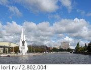 Купить «Калининград. Городской пейзаж», эксклюзивное фото № 2802004, снято 16 сентября 2011 г. (c) Svet / Фотобанк Лори