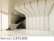 Купить «Интерьер пустой комнаты», иллюстрация № 2815808 (c) Юрий Бельмесов / Фотобанк Лори