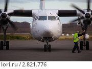 Купить «До встречи», фото № 2821776, снято 21 сентября 2011 г. (c) Дмитрий Краснов / Фотобанк Лори