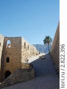 Старинная крепость. Стоковое фото, фотограф Анатолий Баранов / Фотобанк Лори