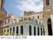 Гавана. Стоковое фото, фотограф Анатолий Баранов / Фотобанк Лори