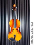 Купить «Скрипка», фото № 2827472, снято 21 июня 2011 г. (c) Elnur / Фотобанк Лори