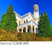 Купить «Руины мечети в Симеизе, Крым, Украина», фото № 2838384, снято 15 сентября 2011 г. (c) Vitas / Фотобанк Лори
