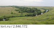 Купить «Деревня Серебрянь», фото № 2846172, снято 15 августа 2018 г. (c) Руслан Якубов / Фотобанк Лори