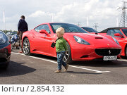 Юный гонщик (2011 год). Редакционное фото, фотограф Литвяк Игорь / Фотобанк Лори