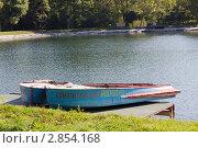 Спасательные лодки на водной станции. Стоковое фото, фотограф Алан Мамуков / Фотобанк Лори