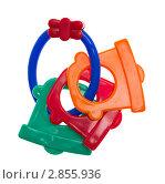 Купить «Детская игрушка», фото № 2855936, снято 8 октября 2011 г. (c) Юлия Гапеенко / Фотобанк Лори