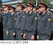 Купить «Офицеры полиции», эксклюзивное фото № 2857344, снято 15 сентября 2011 г. (c) Free Wind / Фотобанк Лори