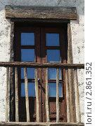 Балкон. Стоковое фото, фотограф Жакова Дарья / Фотобанк Лори