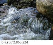 Водопад. Стоковое фото, фотограф Евгений Лупанов / Фотобанк Лори