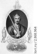 Купить «Король Англии Вильгельм Завоеватель», иллюстрация № 2868964 (c) Georgios Kollidas / Фотобанк Лори