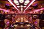 Интерьер современного ресторана на борту круизного лайнера Costa Deliziosa, фото № 2882776, снято 16 апреля 2010 г. (c) Losevsky Pavel / Фотобанк Лори