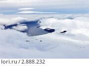 Купить «Ледники Земли Франца-Иосифа», фото № 2888232, снято 5 августа 2010 г. (c) Владимир Мельник / Фотобанк Лори