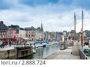Купить «Онфлёр. Нормандия. Франция», фото № 2888724, снято 8 октября 2011 г. (c) Екатерина Овсянникова / Фотобанк Лори