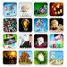 Набор иконок для программ и игр, фото № 2899156, снято 24 апреля 2017 г. (c) Андрей Армягов / Фотобанк Лори