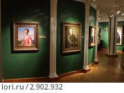 Купить «Москва, Галерея Александра Шилова», эксклюзивное фото № 2902932, снято 20 марта 2011 г. (c) Дмитрий Неумоин / Фотобанк Лори