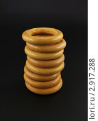 Деревянные кольца. Стоковое фото, фотограф Владимир Трушин / Фотобанк Лори